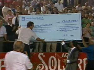 1988 | Torneo del millón | Final
