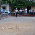 Bolera La plaza en Mazcuerras